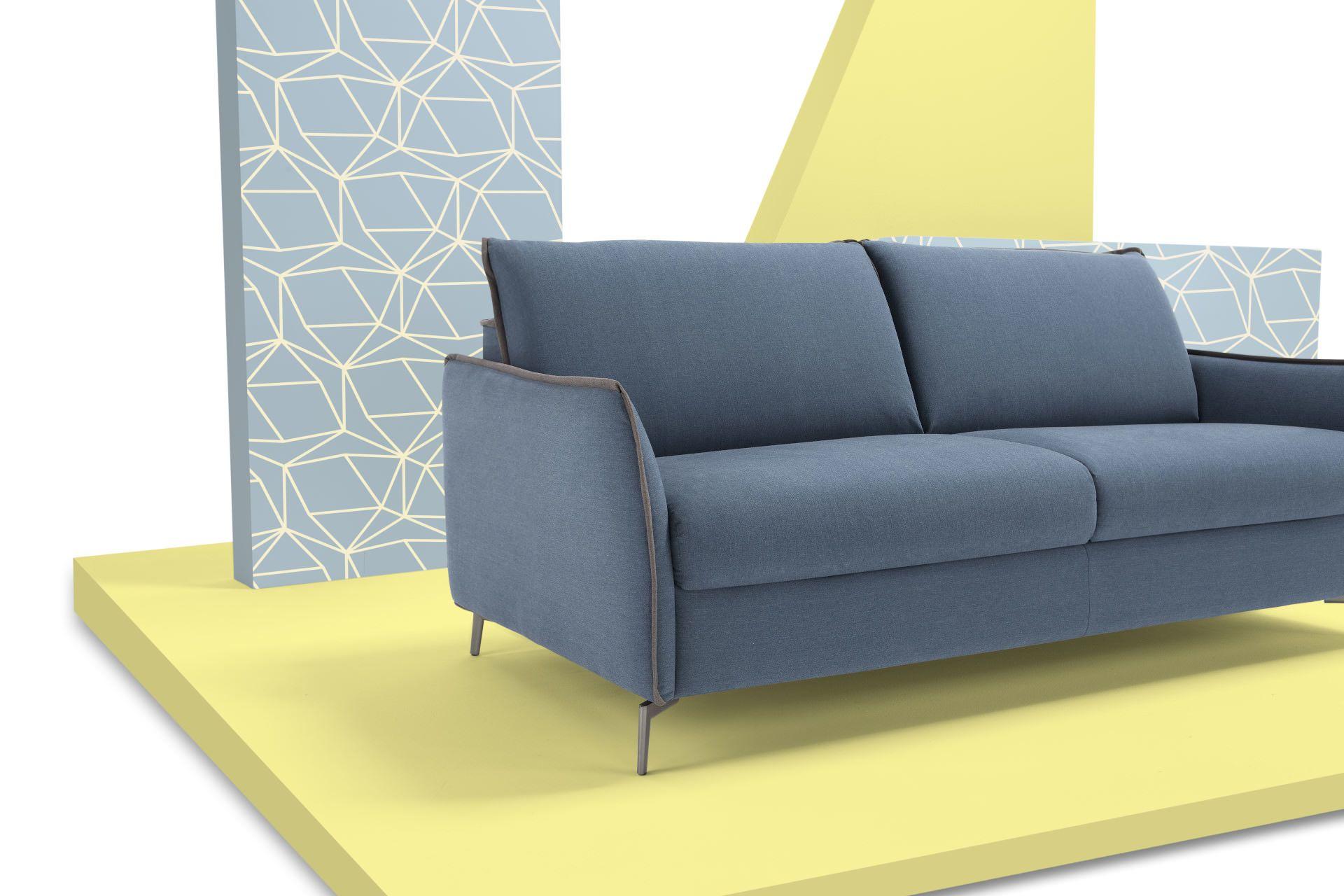 раскладной компактный диван Valentina бренда Dienne купите здесь